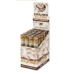 Cyclones Clear White Chocolate