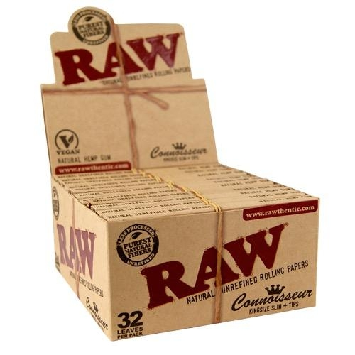 Raw Connoisseur King Size...
