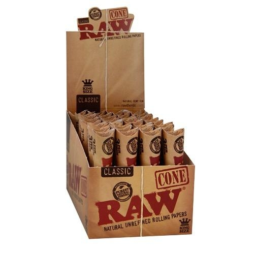 Raw Conos King Size Classic...