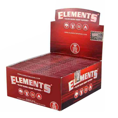 Elements Red King Size