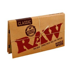 Papel Raw Classic